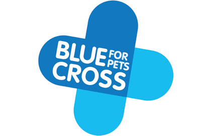 The Blue Cross logo linking to their website