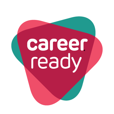 Career Ready logo linking to their website