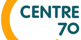 Centre 70 logo linking to their website