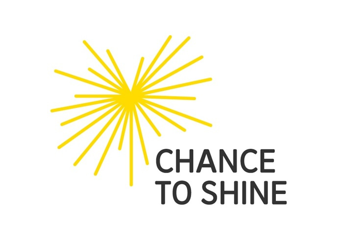 Chance to Shine logo linking to their website