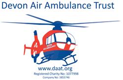Devon Air Ambulance Trust logo linking to their website