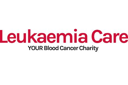 Leukaemia Care logo lining to their website
