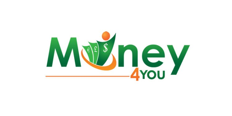Money4You logo linking to their website