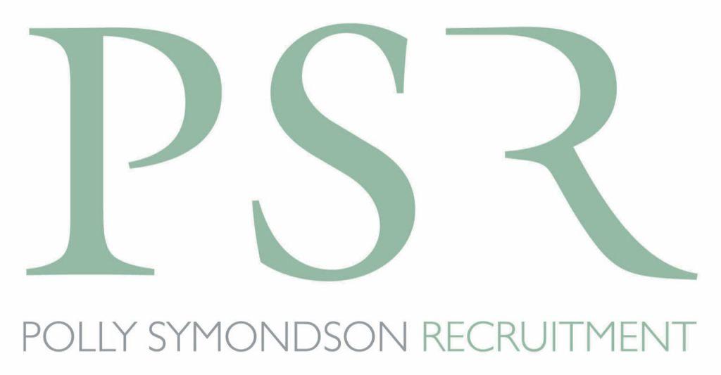 Polly Symondson Recruitment logo, linking to their website
