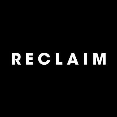 Reclaim logo linking to their website