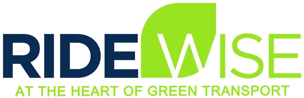 RideWise logo linking to their website