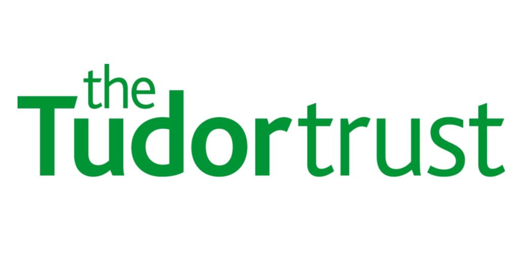 The Tudor Trust logo, linking to their website