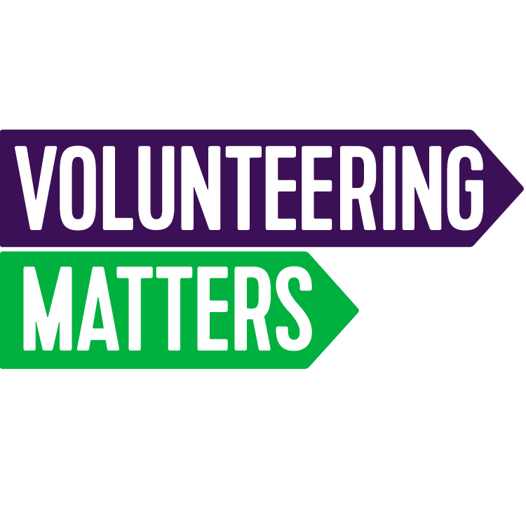 Volunteering Matters logo linking to their website