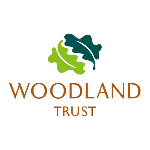 Woodland Trust logo linking to their website