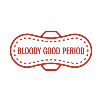 Bloody Good Period logo linking to their website