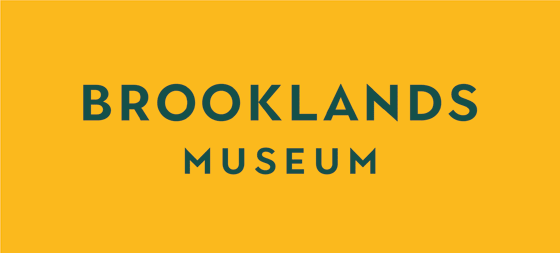 Brooklands Museum Trust logo linking to their website