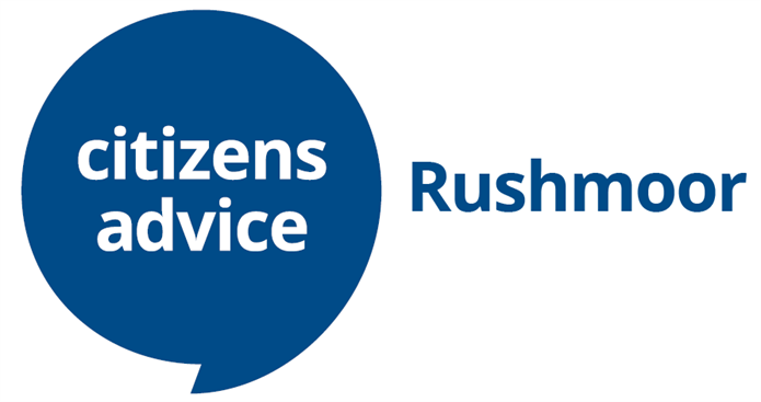 Citizens Advice Rushmoor logo linking to their website