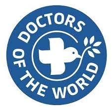 Doctors of the World UK logo linking to their website