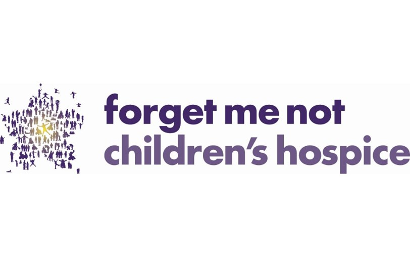 Forget Me Not Children's Hospice logo linking to their website