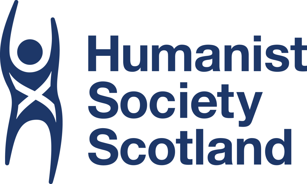 Humanist Society Scotland logo linking to their website