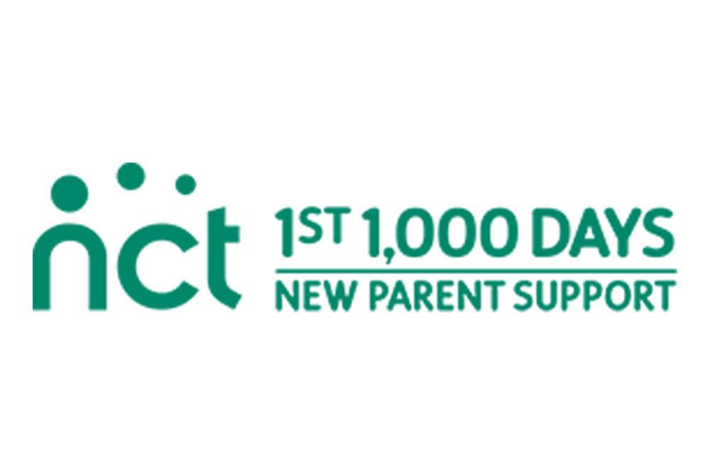 National Childbirth Trust logo linking to their website