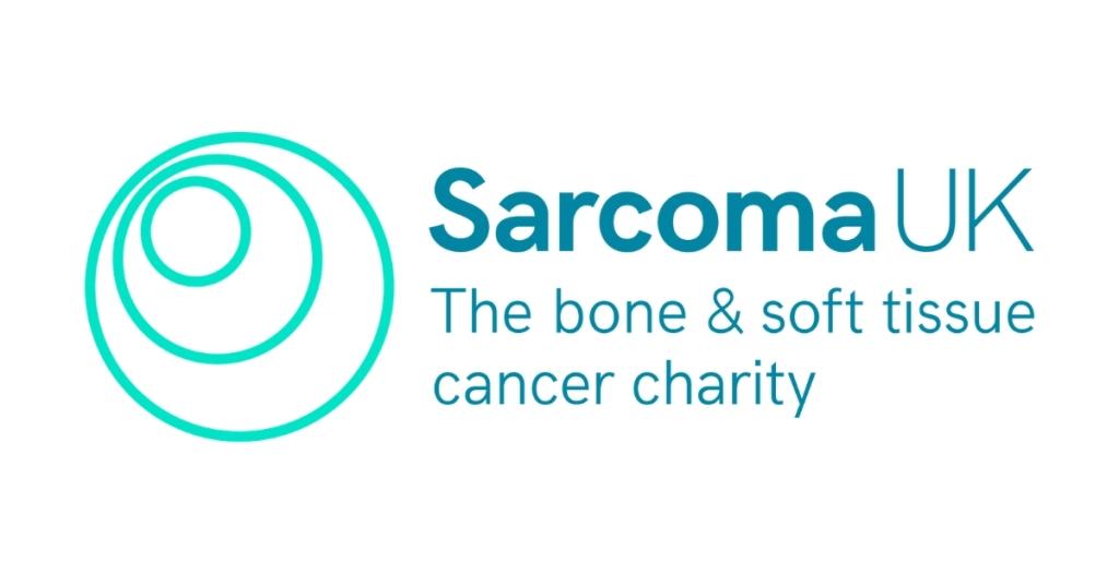 Sarcoma UK logo linking to their website