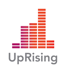 UpRising logo linking to their website
