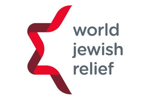 World Jewish Relief logo linking to their website